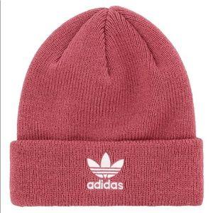Adidas Mauve Pink Beanie